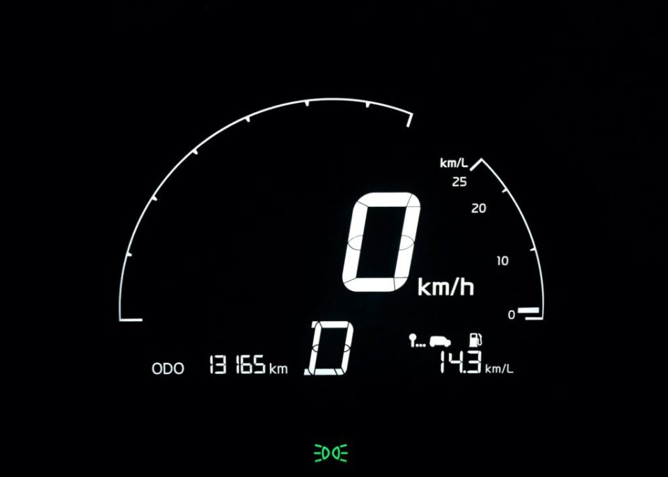 There are two types of speedometers: Mechanical and electronic ones. Pixabay.com / CC0 1.0.