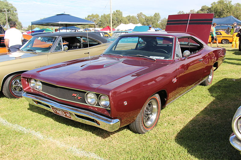 Pictured: 1968 Dodge Coronet RT. Photo by Sicnag / Flickr / CC BY 2.0
