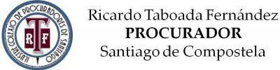 RICARDO TABOADA FERNÁNDEZ | PROCURADOR, MEDIADOR Y ÁRBITRO | SANTIAGO DE COMPOSTELA