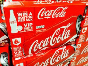 Coca Cola Co. Shows Off Bottles Made from Plant Material