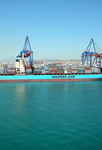 Maersk Line Makes Strides Toward Reducing Carbon Emissions