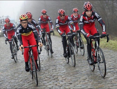 BMC on Cobbles