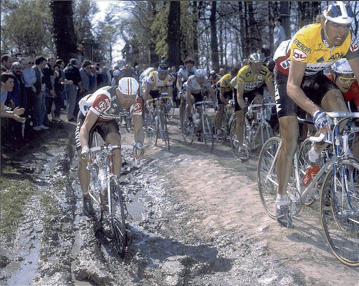 Paris Roubaix Mud