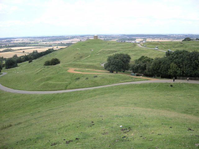 Cotswold Challenge Audax Burton Dassett Climb