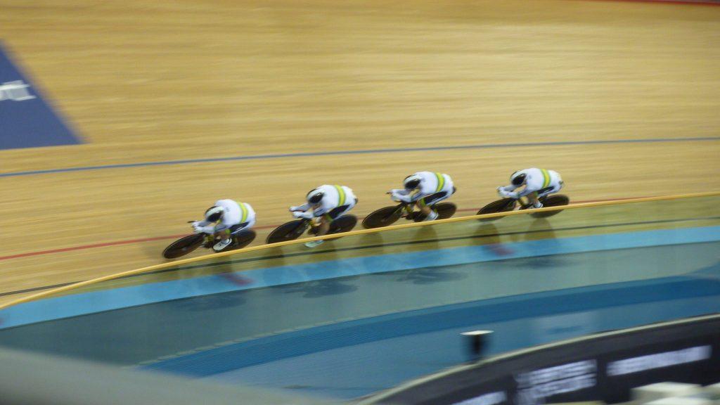 Australia Men's Team Pursuit World Track Championships 2016 London