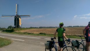 It's the Amstel Gold Race windmill!