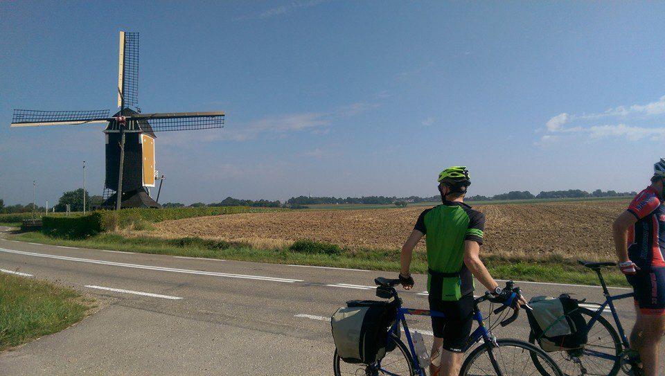 It's the Amstel Gold Race windmill!