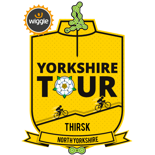 Wiggle Yorkshire Tour Logo