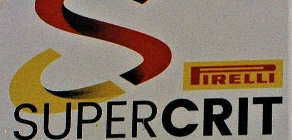 Pirelli Supercrit Logo