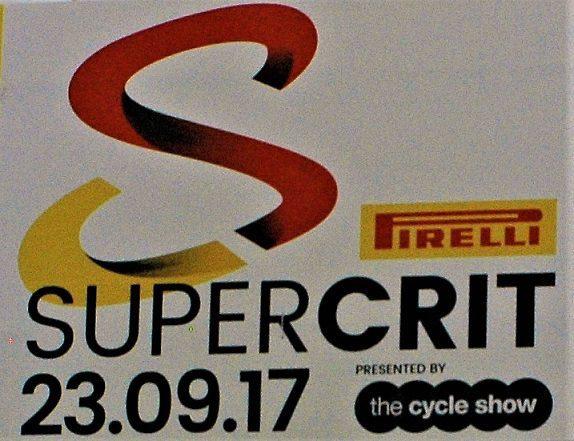 Pirelli Supercrit Logo