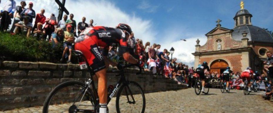 Tour of Flanders Kapelmuur
