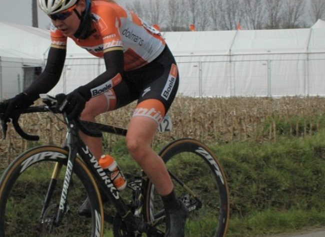 Anna van der Breggen on her race winning attack