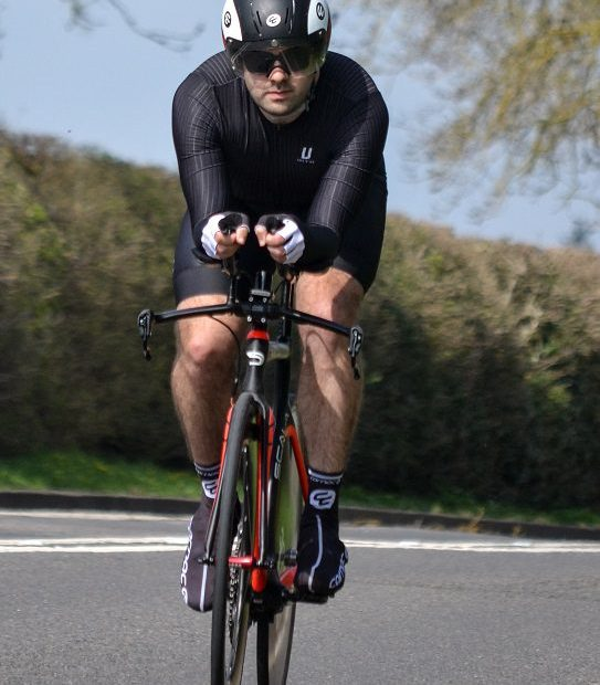 Mathew Mitchell Stratford Open TT 14th April 2018 Small