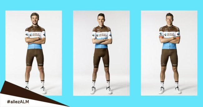 Ag2r Jersey 2020