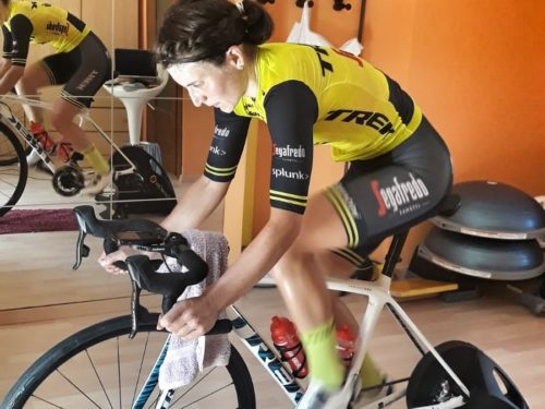 Trek Segafredo Fields Star Studded Team To Race Giro D'italia Virtual
