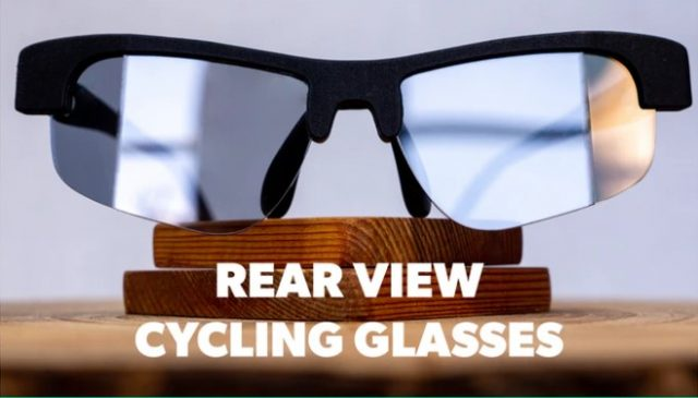 Hindsight Rear View Cycling Glasses