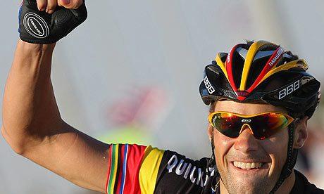 Tom Boonen Belgian Champ