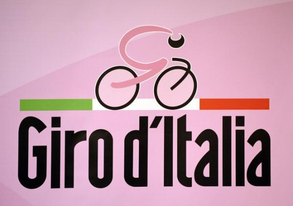 2015 Giro d'Italia Logo