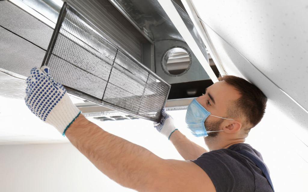 Kako očistiti rešetke klima uređaja