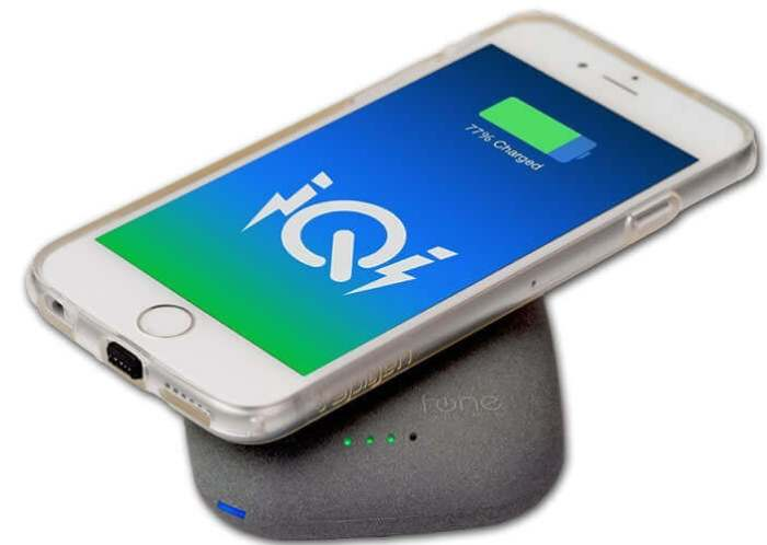 IPhone wireless charging device