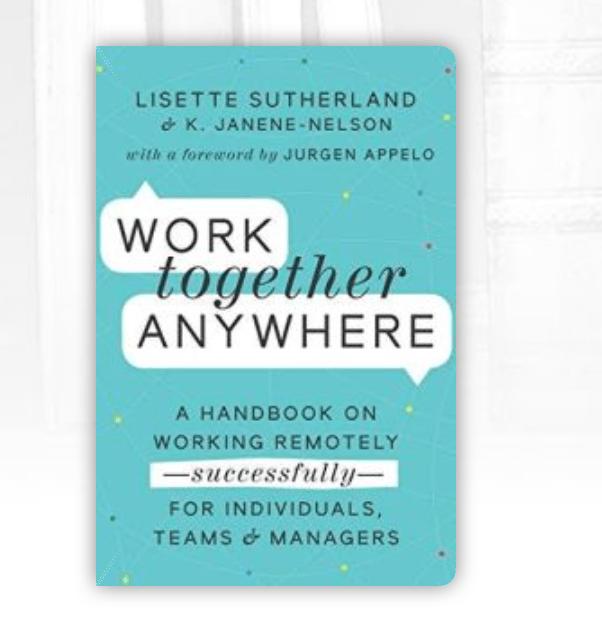 Resumen libro: Trabajar juntos en cualquier lugar