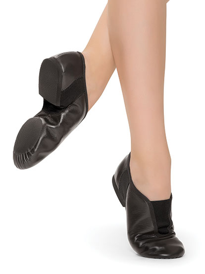 Stretch Slip On Jazz Shoe