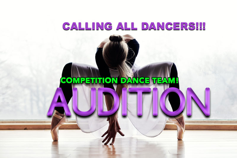 Competition Audition Post