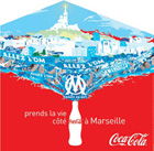 Coca cola marseille