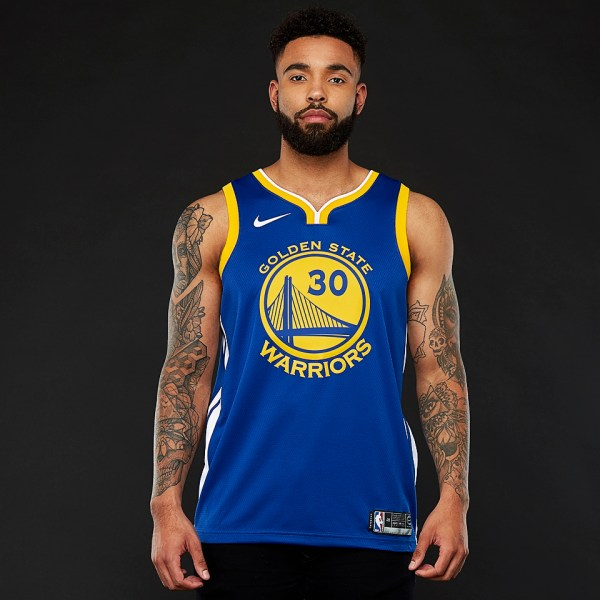 Mens Replica - Nike NBA Stephen Curry Golden State ...