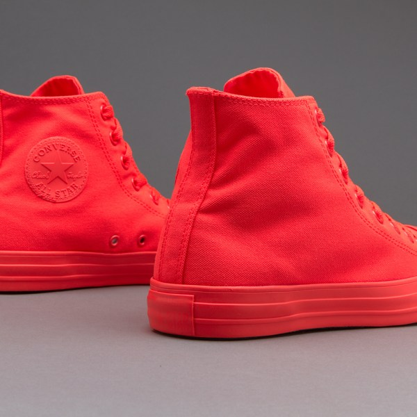 Converse Chuck Taylor All Star - Mens Shoes - Red Monochrome