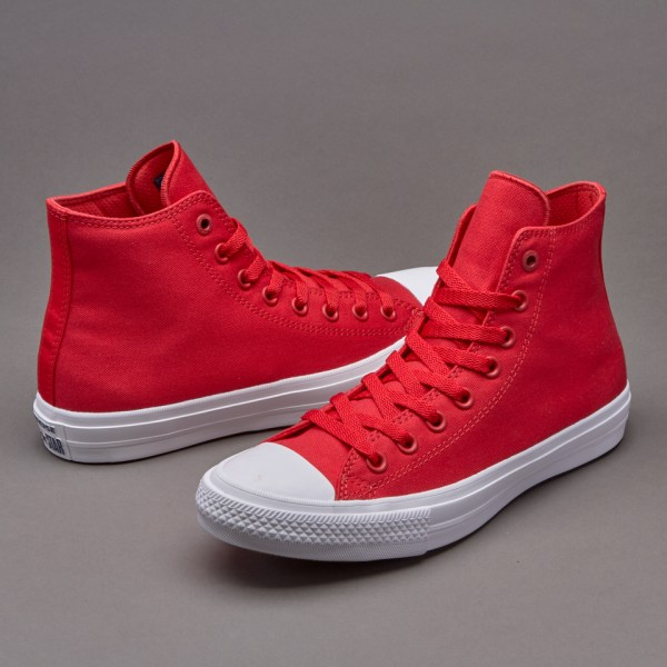Converse Chuck Taylor All Star II - Mens Shoes - Salsa Red ...