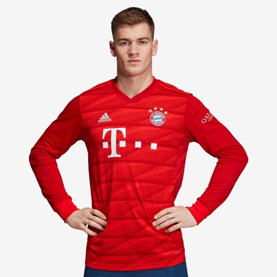 Image result for bayern munich new home and away kit 2019/20