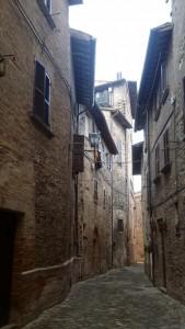 Vie del centro di Sant'Angelo in Vado