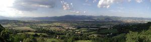 alta valle del tevere Citerna_panoramik