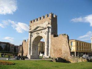 Arco d'Augusto -Rimini