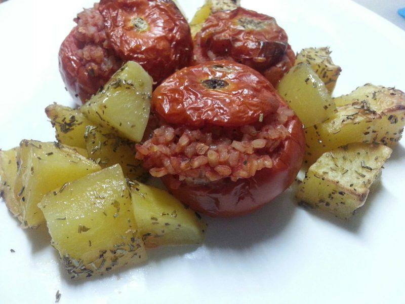 Ricette romane pomodori con riso e patate prodotti for Ricette romane antiche