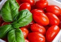 Ricette classiche con il basilico