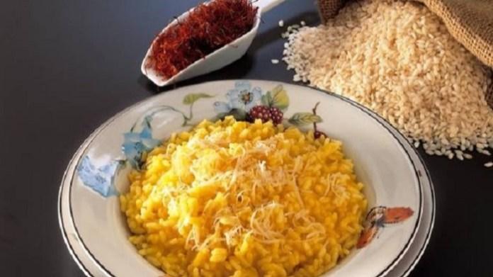 ricetta del risotto alla milanese secondo la tradizione