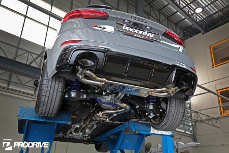 Audi RS 3 x iPE Exhaust