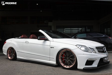 E-Cabriolet A207 x BC FORGED