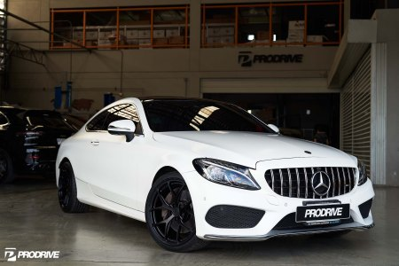 C205 C-Coupe x BC Forged RZ21