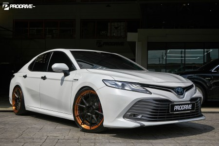 Toyota Camry x BC FORGED HCA382S