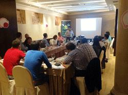 Sesión de trabajo sobre influenza porcina y circovirosis