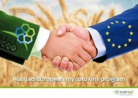 nutriad european micotoxin program