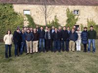 Reunión en Salamanca