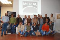 Participantes en la Reunión Técnica sobre Ivomec
