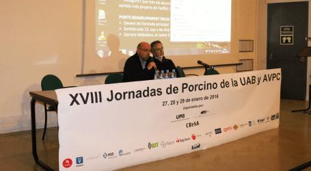 XVIII Jornadas de Porcino de la UAB y AVPC