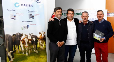 """Calier edita el libro """"El ordeño, lo que es"""" sobre la actividad lechera en las granjas"""