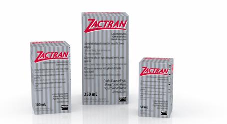 Boehringer Ingelheim presenta Zactran Ovino