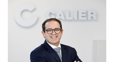 Carlos Artigas, nuevo director general de Calier